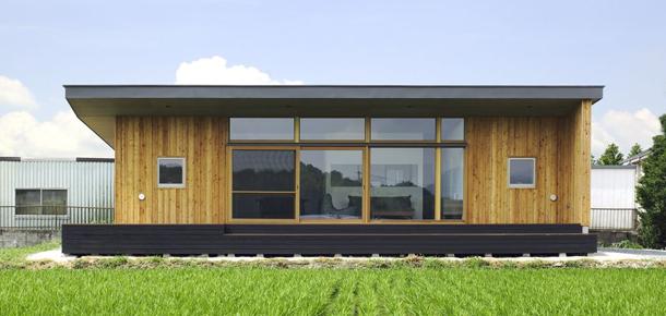 Forest Barn FLATの家づくりが広がっています!