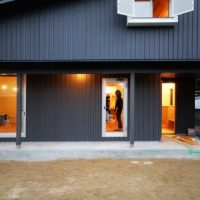 ForestBarn COTTAGEの完成見学会を開催いたしました。