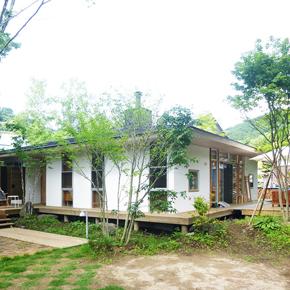 軽井沢FLATのオープンハウス