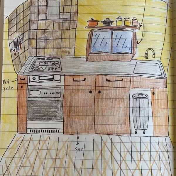 「小富士kitchen garden house」の打ち合わせでした。