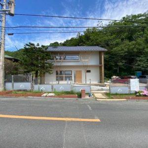 糸島にある別荘地「志摩ラウベンコロニー」のオフィス棟